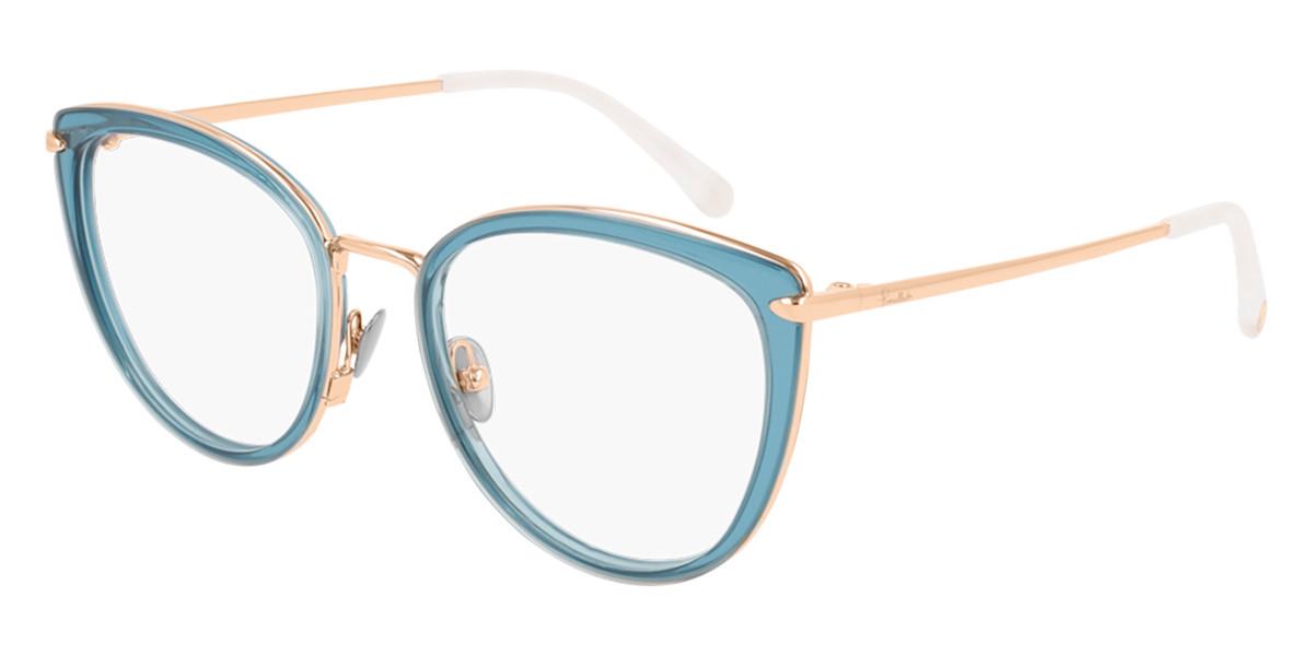 Pomellato PM0083O 001 Women's Glasses Gold Size 51 - Free Lenses - HSA/FSA Insurance - Blue Light Block Available