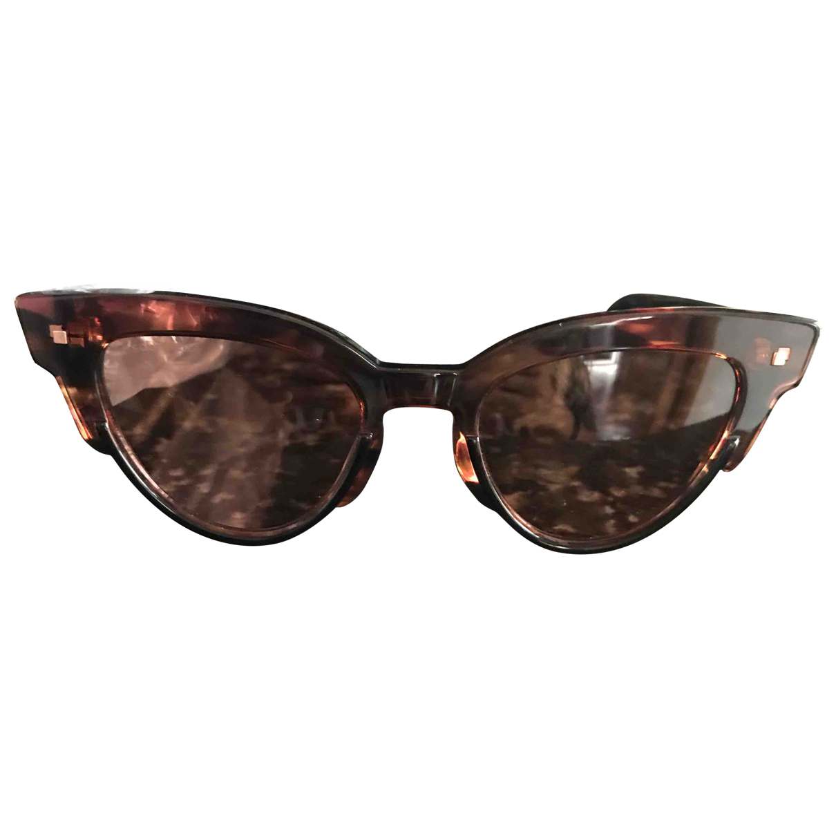 Dsquared2 \N Brown Sunglasses for Women \N