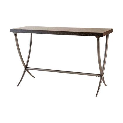 278-031 Valencia Console Table  in Antique Silver