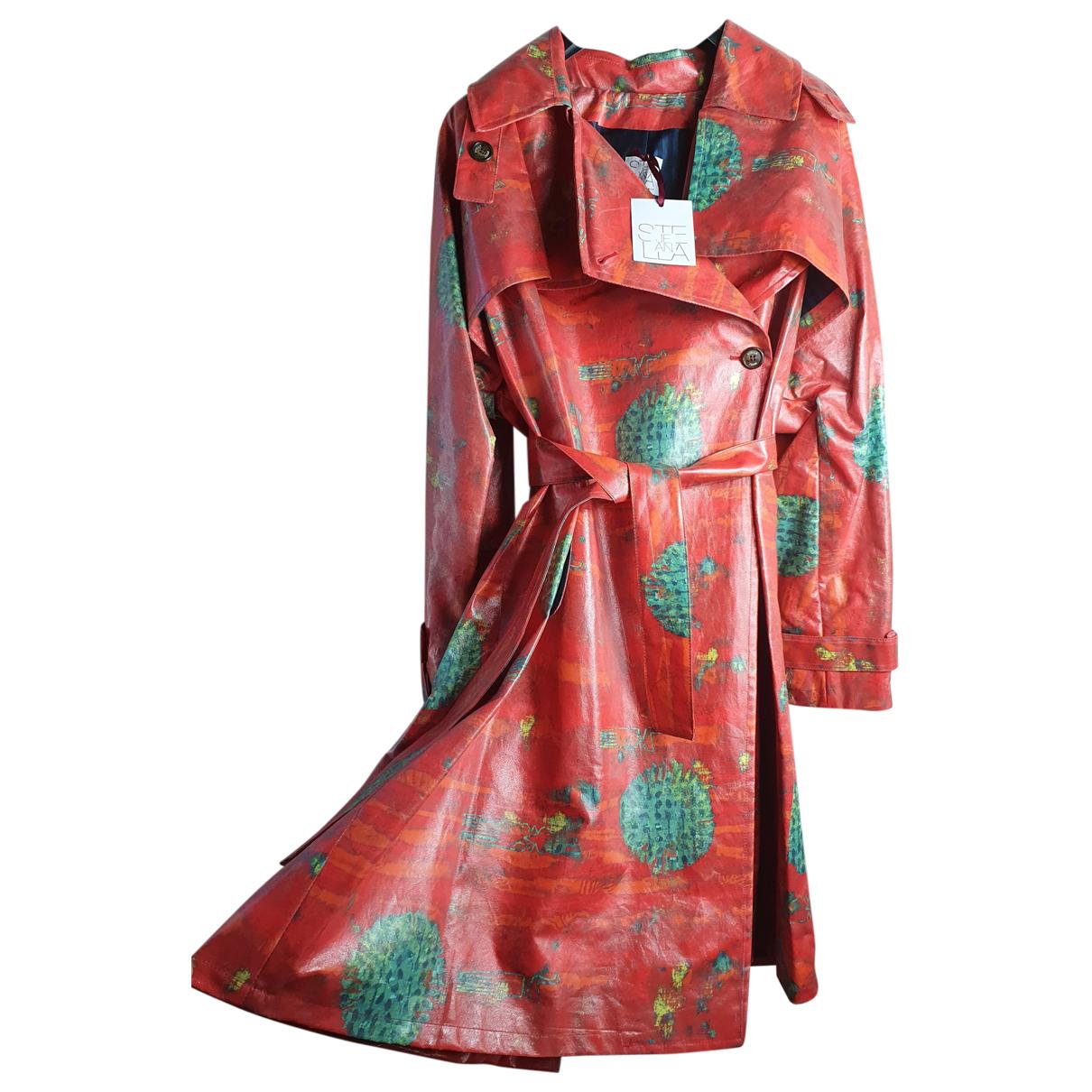 Stella Jean - Manteau   pour femme en coton - multicolore
