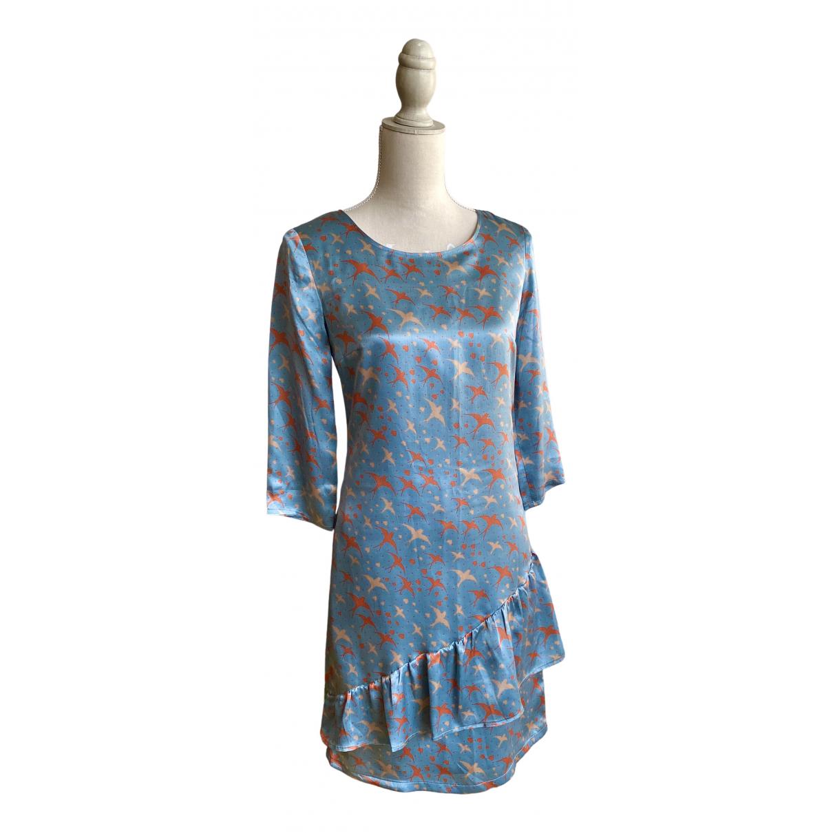 Set N Silk dress for Women XS International