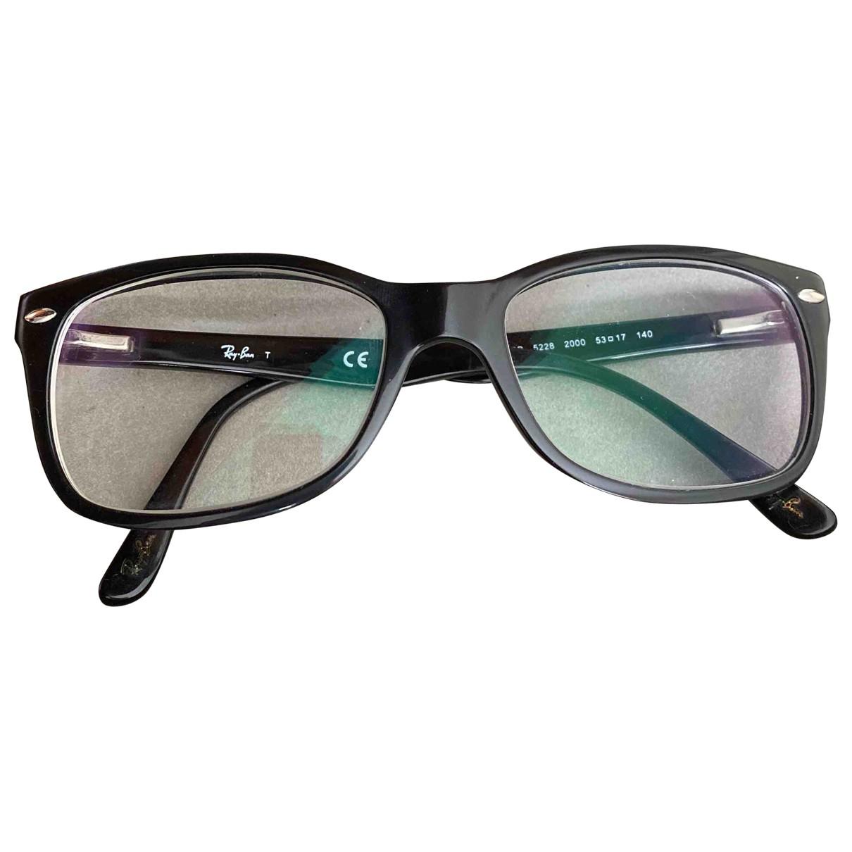 Ray-ban Original Wayfarer Black Sunglasses for Men N