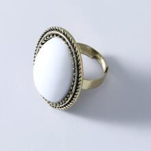Maenner Ring mit Praegung