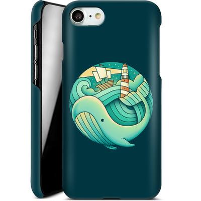 Apple iPhone 7 Smartphone Huelle - Into The Ocean von Enkel Dika