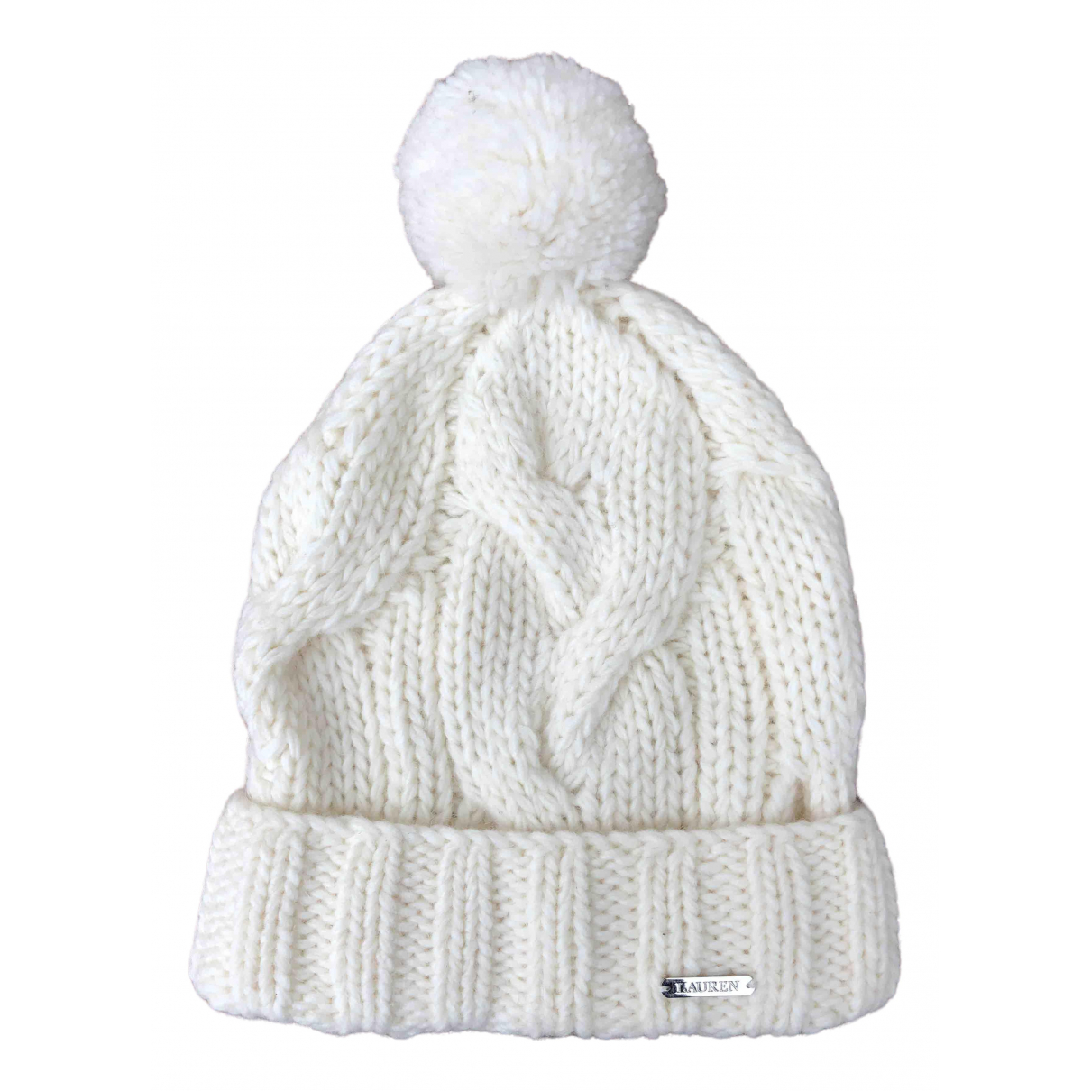 Lauren Ralph Lauren N Ecru Cotton hat for Women M International