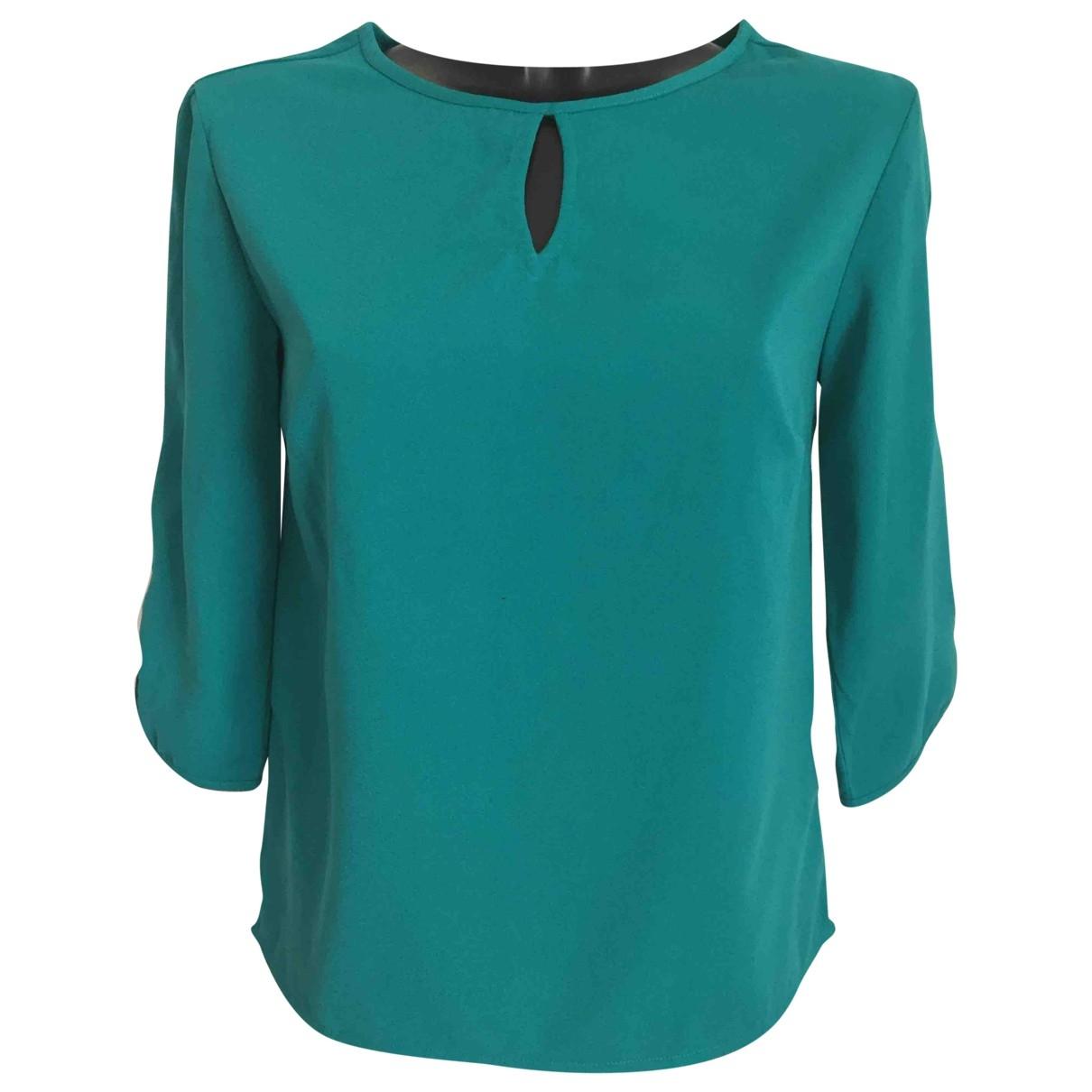 Calvin Klein - Top   pour femme - vert