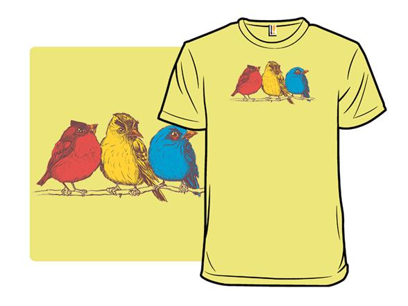 Furious Fowls T Shirt