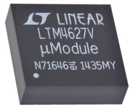 Analog Devices LTM4627EV#PBF, 1-Channel, Step Down DC-DC Converter, Adjustable, 0A 133-Pin, LGA