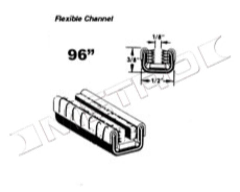 Metro Moulded WC 1800-20 Window Sweeper Kit Regal 1982-1987