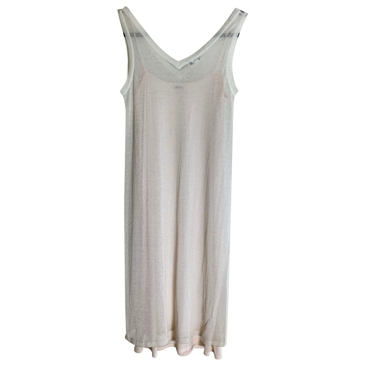 Agnès B. \N White dress for Women 38 FR