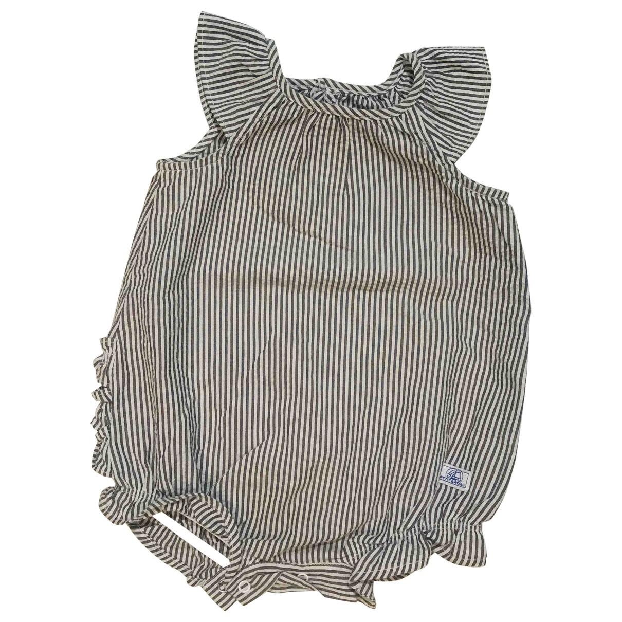 Petit Bateau \N Kleid in Baumwolle