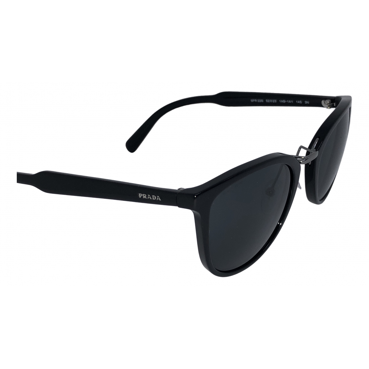 Prada \N Black Sunglasses for Women \N
