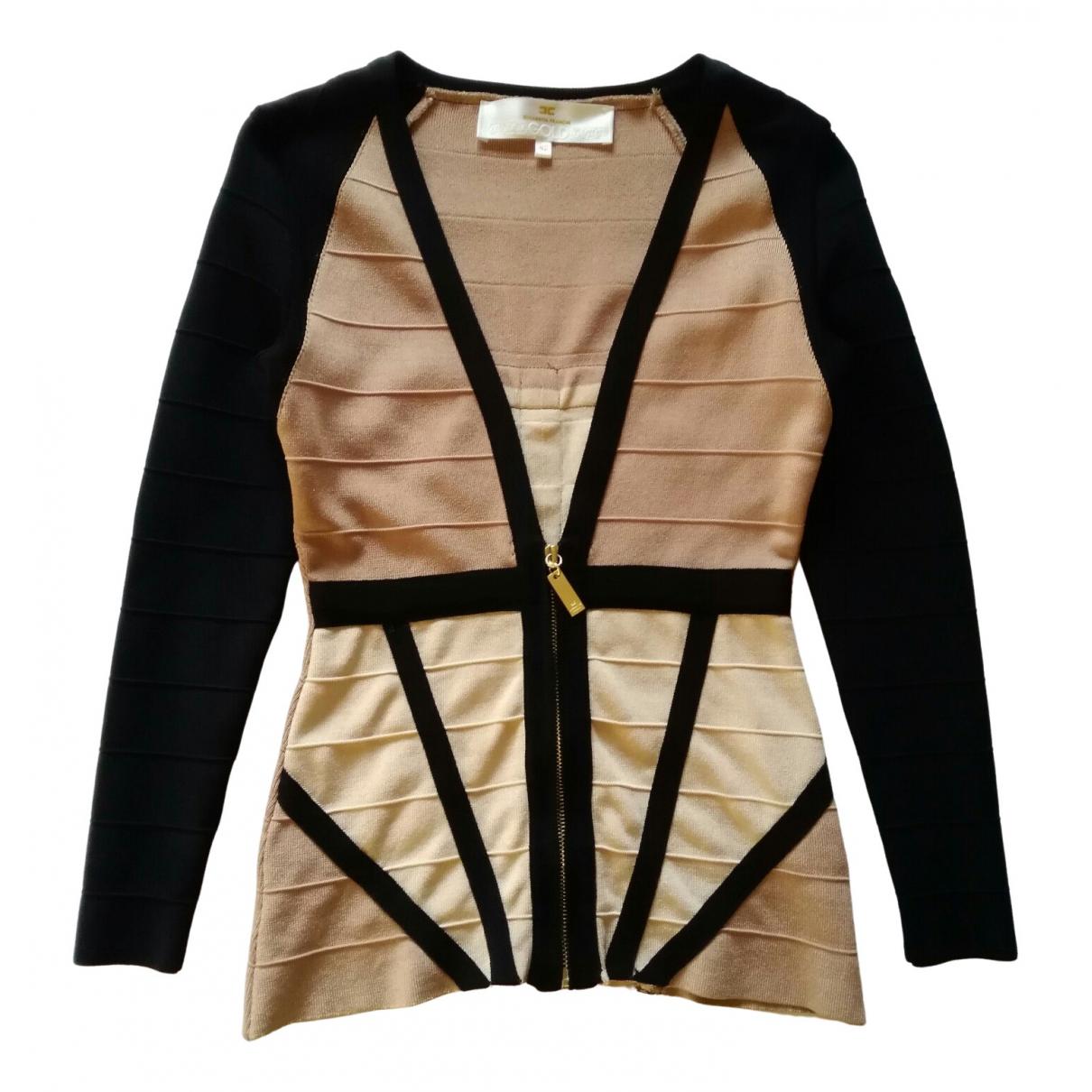 Elisabetta Franchi N Beige Knitwear for Women 42 IT