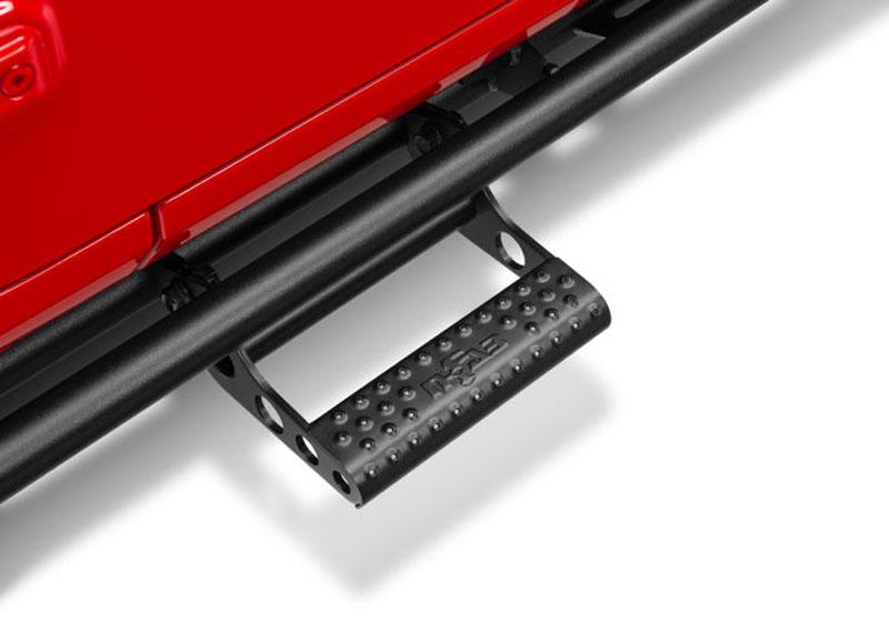 N-Fab J194TRKRS4 Textured Black RKR Step Systems Jeep Wrangler JT 2019