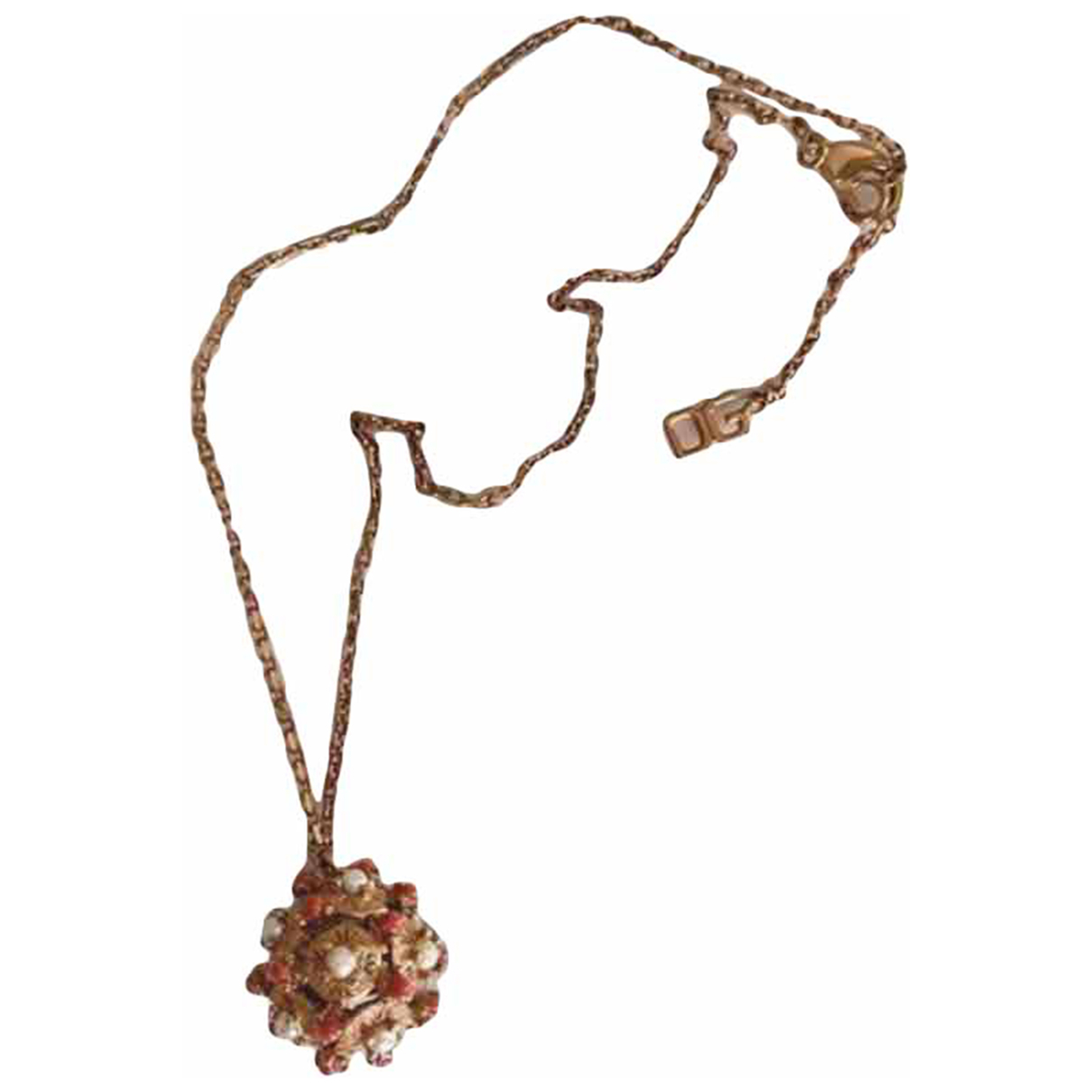 Dolce & Gabbana \N Metal necklace for Women \N