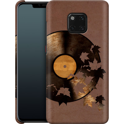 Huawei Mate 20 Pro Smartphone Huelle - Autumn Song von Terry Fan