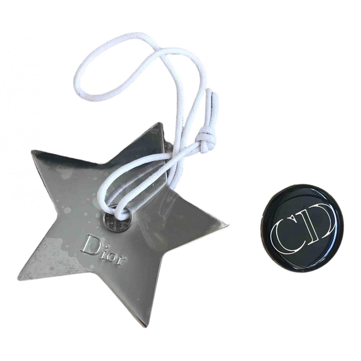 Dior - Broche   pour femme en metal - noir