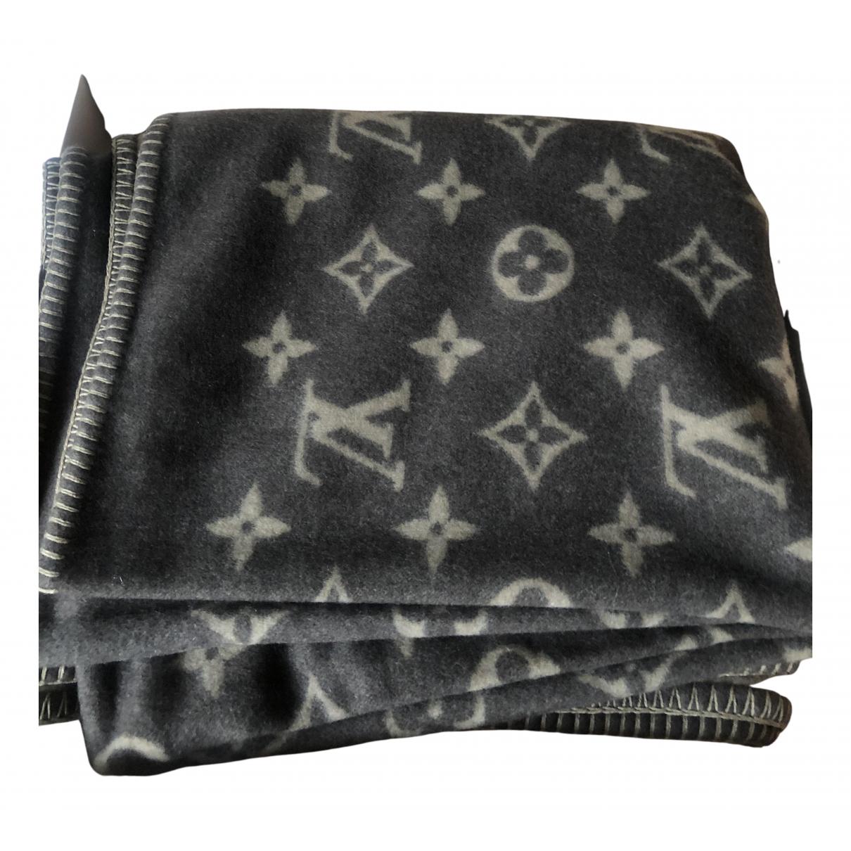 Manta de Lana Louis Vuitton