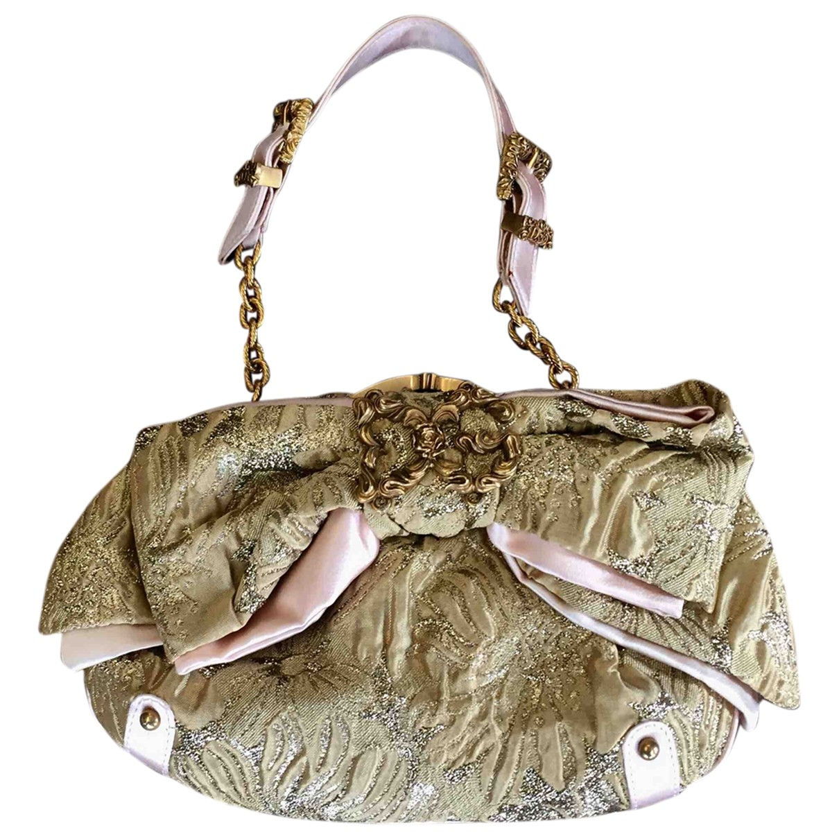 Pochette de Seda Dolce & Gabbana