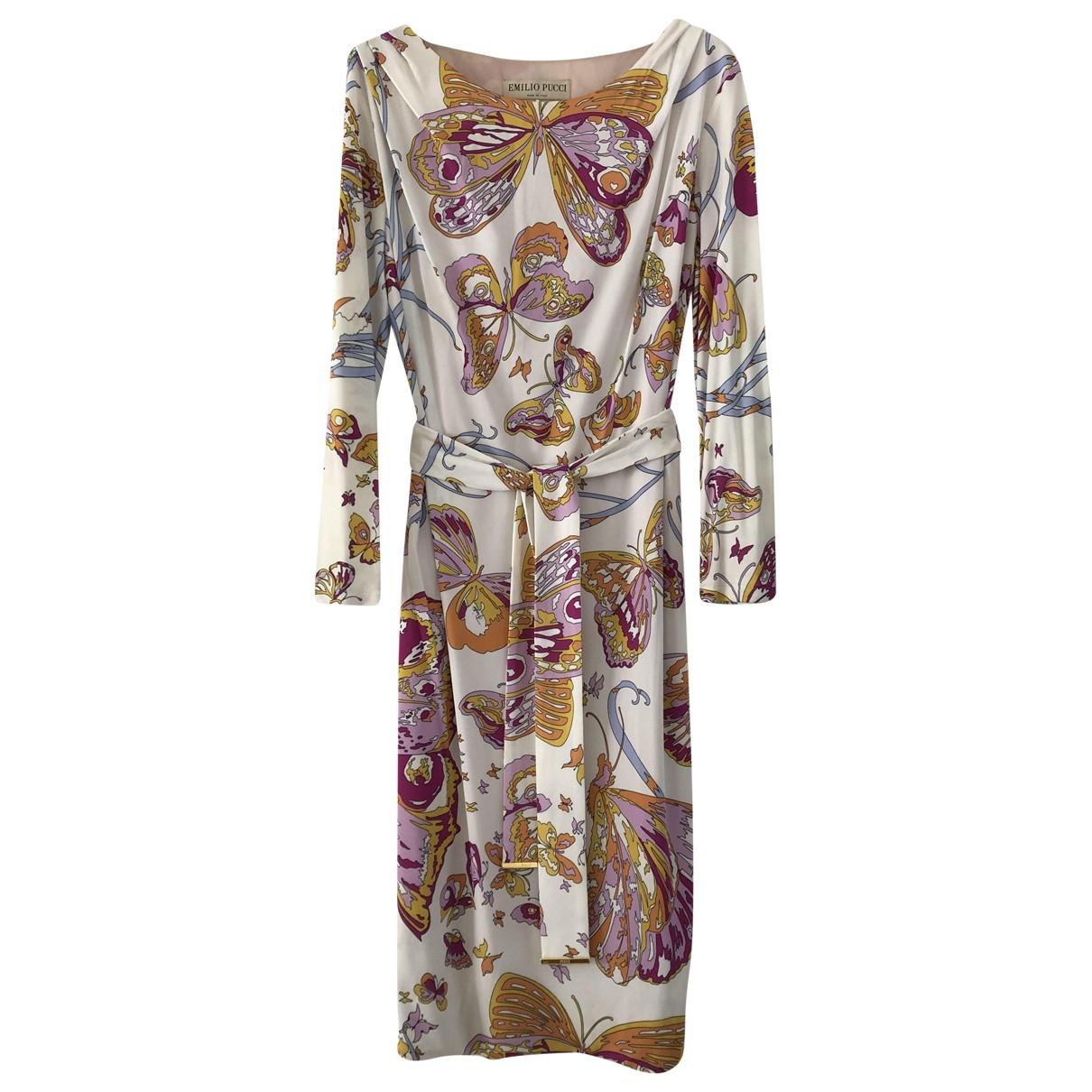 Emilio Pucci N Multicolour dress for Women M International