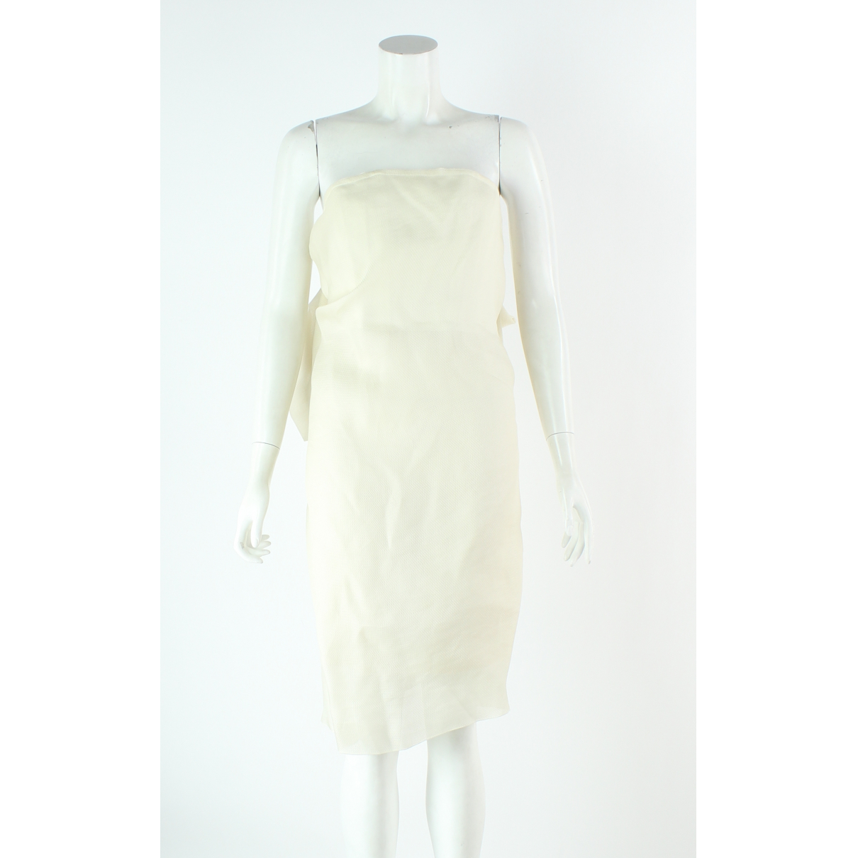 Vestido de Seda Lanvin