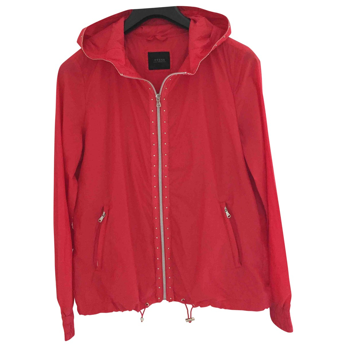 Guess \N Red jacket for Women L International