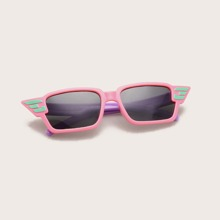 Kids Acrylic Frame Polarized Sunglasses