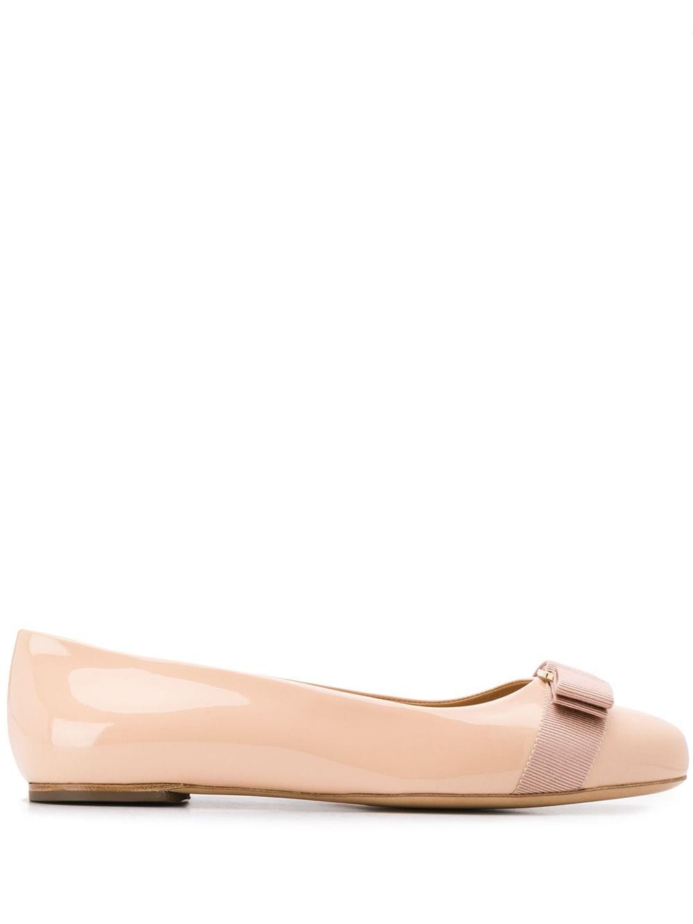 Varina* Leather Ballets