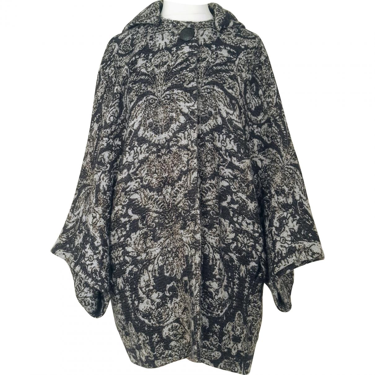 Stella Mccartney \N Black Wool coat for Women 40 FR
