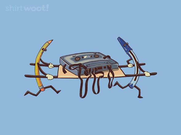 Cassette Rescue! T Shirt