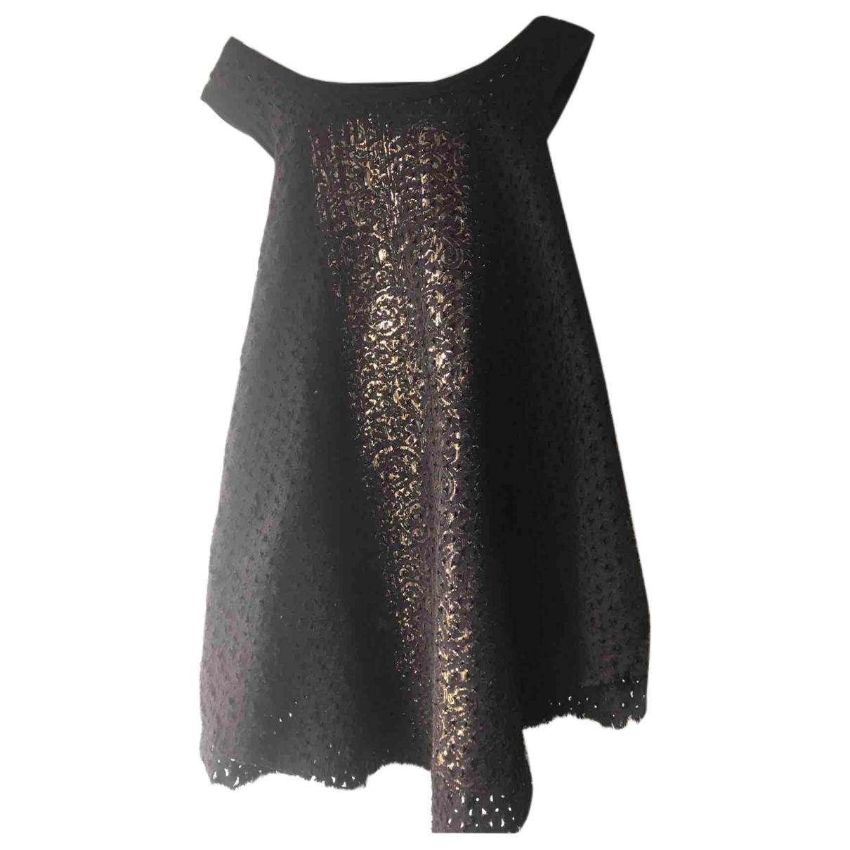 Vivienne Westwood Anglomania - Robe   pour femme en coton - noir