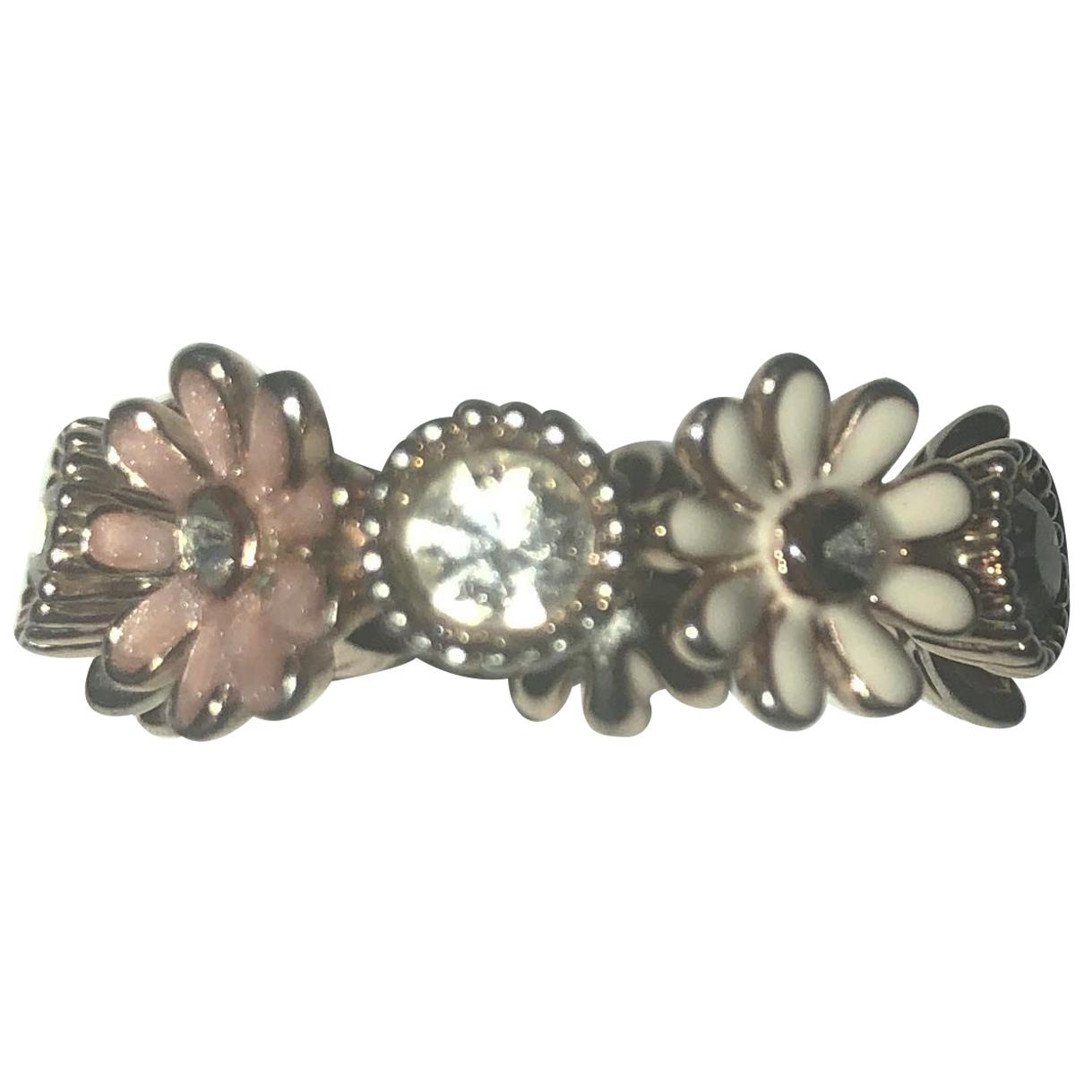 Onar \N Ring in  Bunt Metall