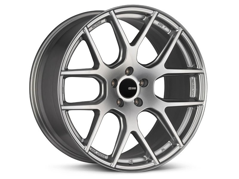 Enkei XM-6 Wheel 17x7.5 5x114.3 40mm Gray