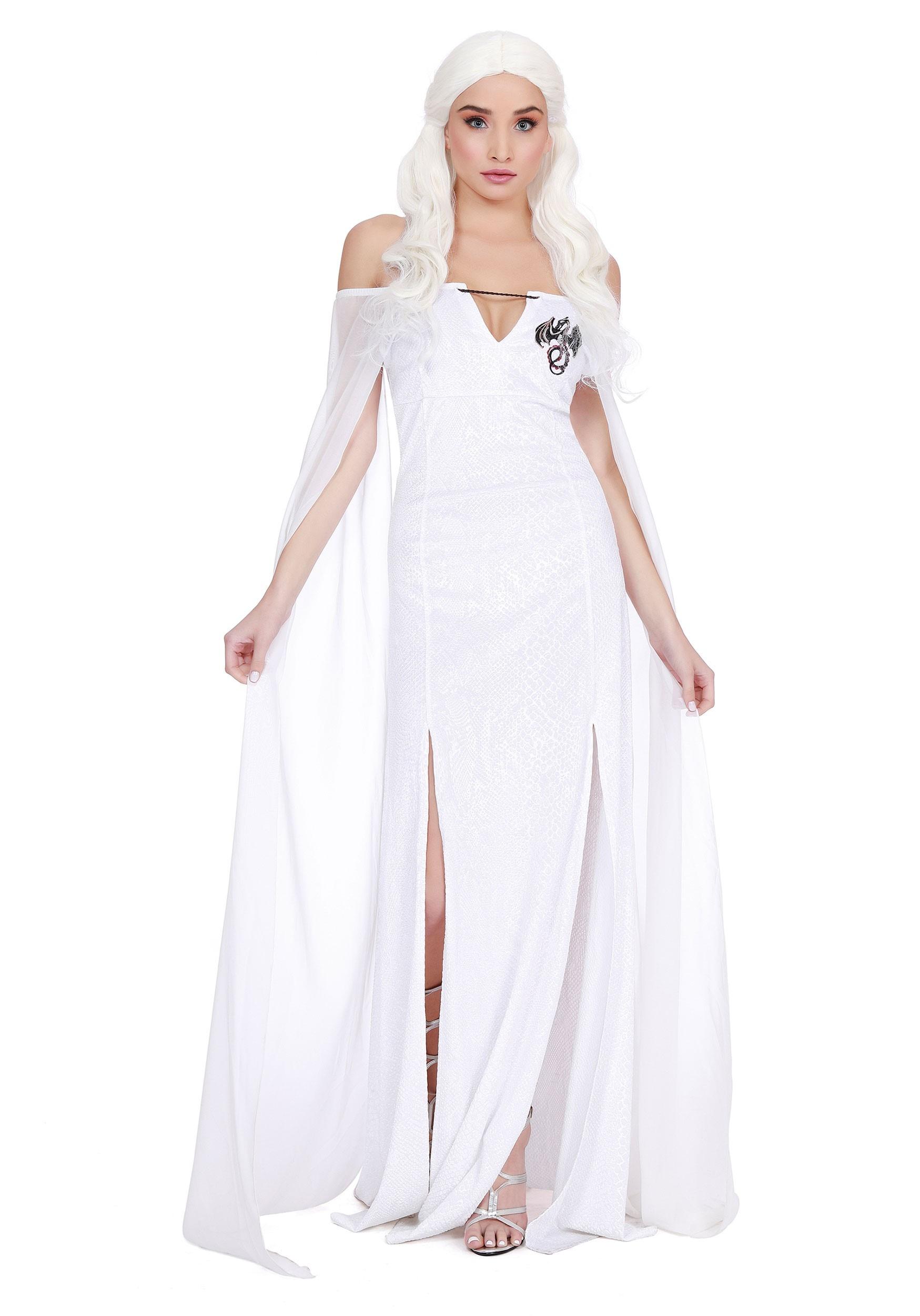 Women's Dragon Beauty Adult Costume