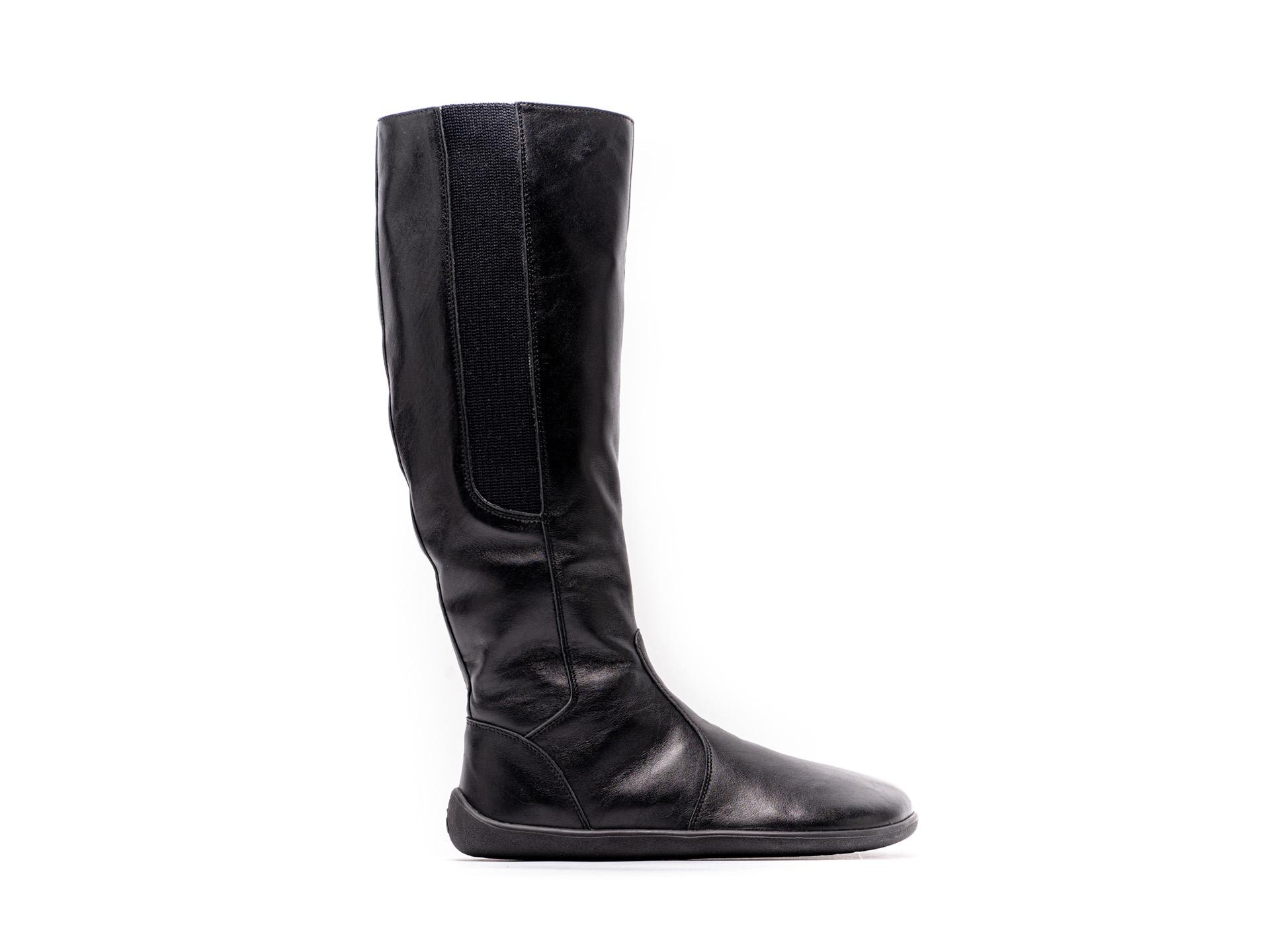 Barefoot long boots – Be Lenka Sierra - Black 40