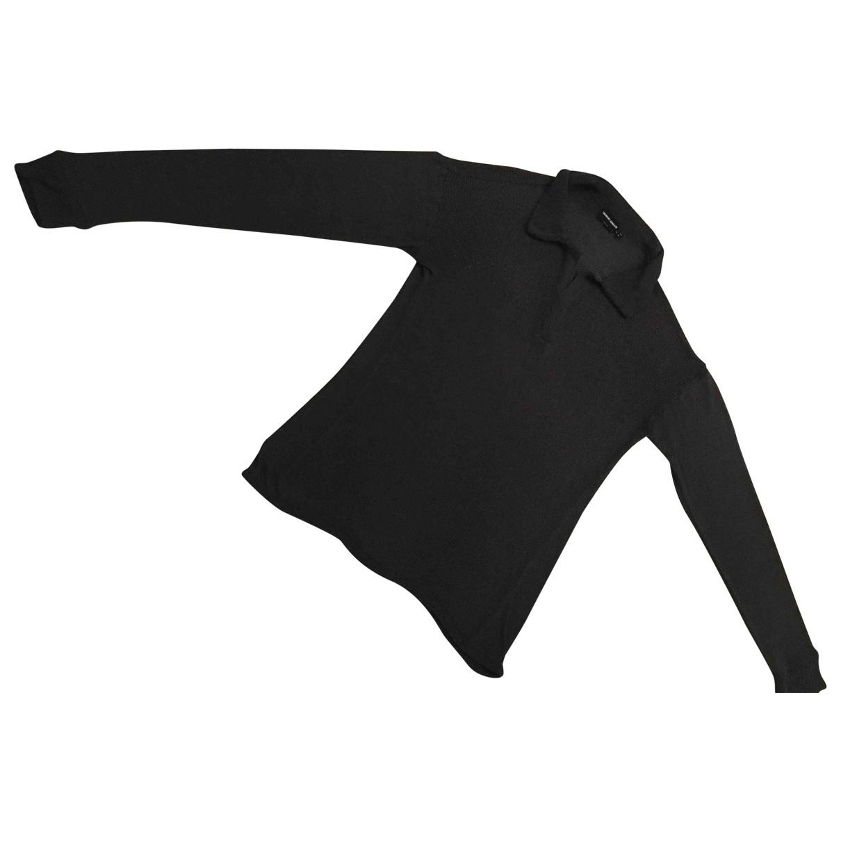 Giorgio Armani - Pulls.Gilets.Sweats   pour homme en laine - anthracite