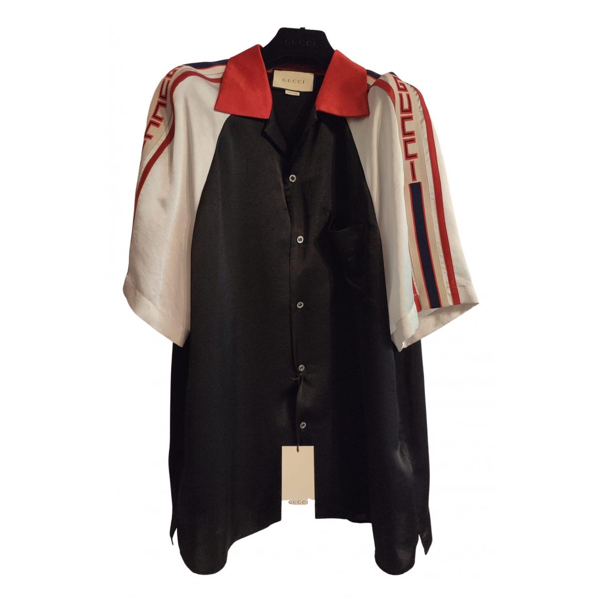 Gucci - Chemises   pour homme en autre - noir