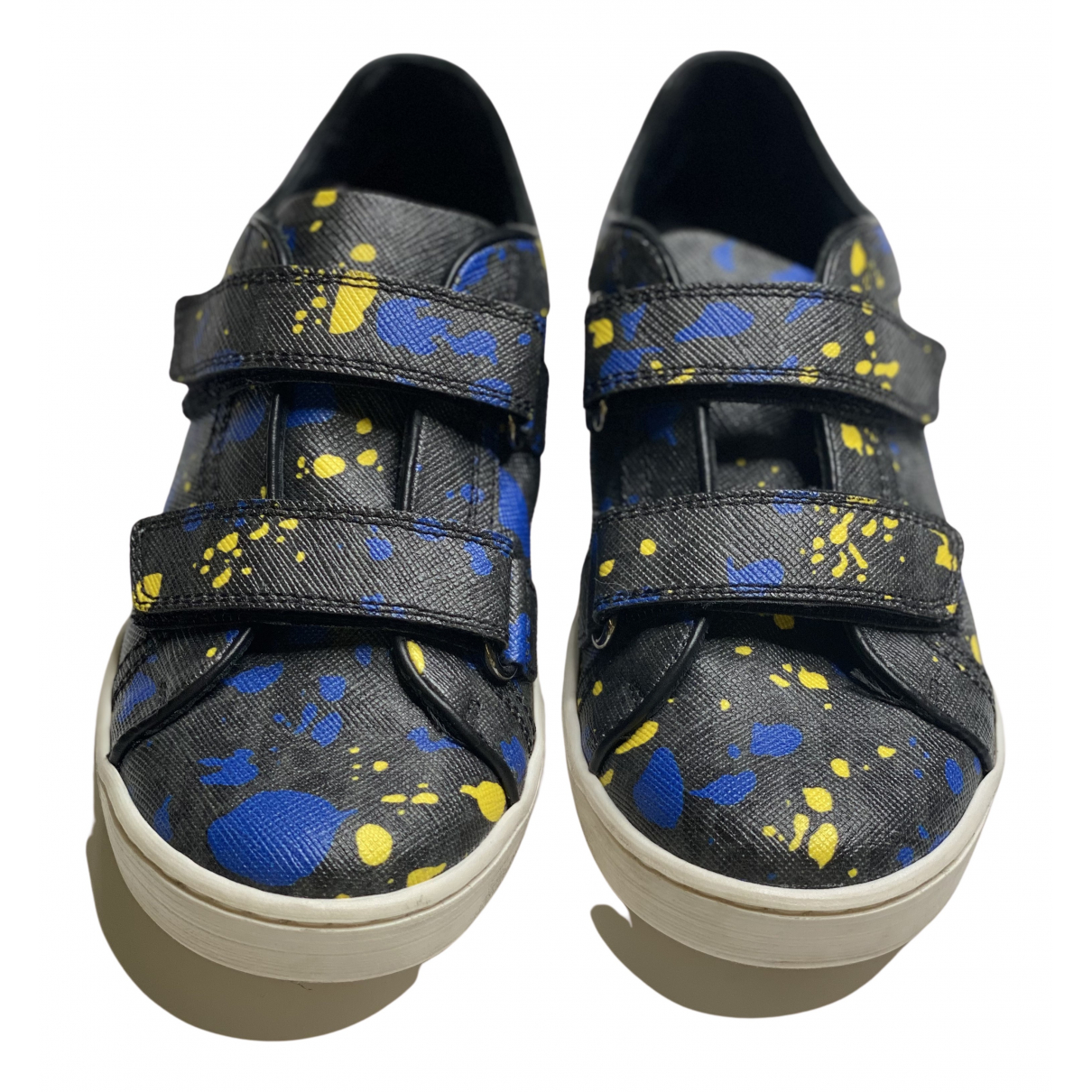 Dior N Multicolour Leather Trainers for Kids 30 FR