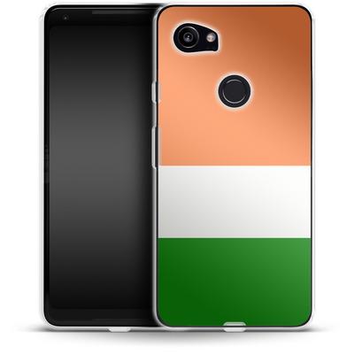 Google Pixel 2 XL Silikon Handyhuelle - Ireland von caseable Designs