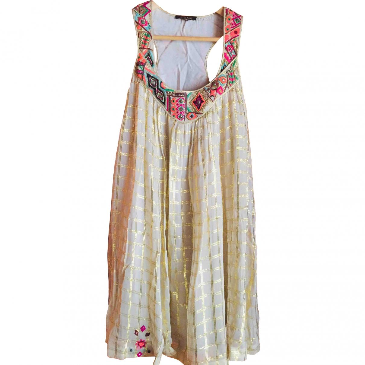 Vineet Bahl \N Gold dress for Women XS International