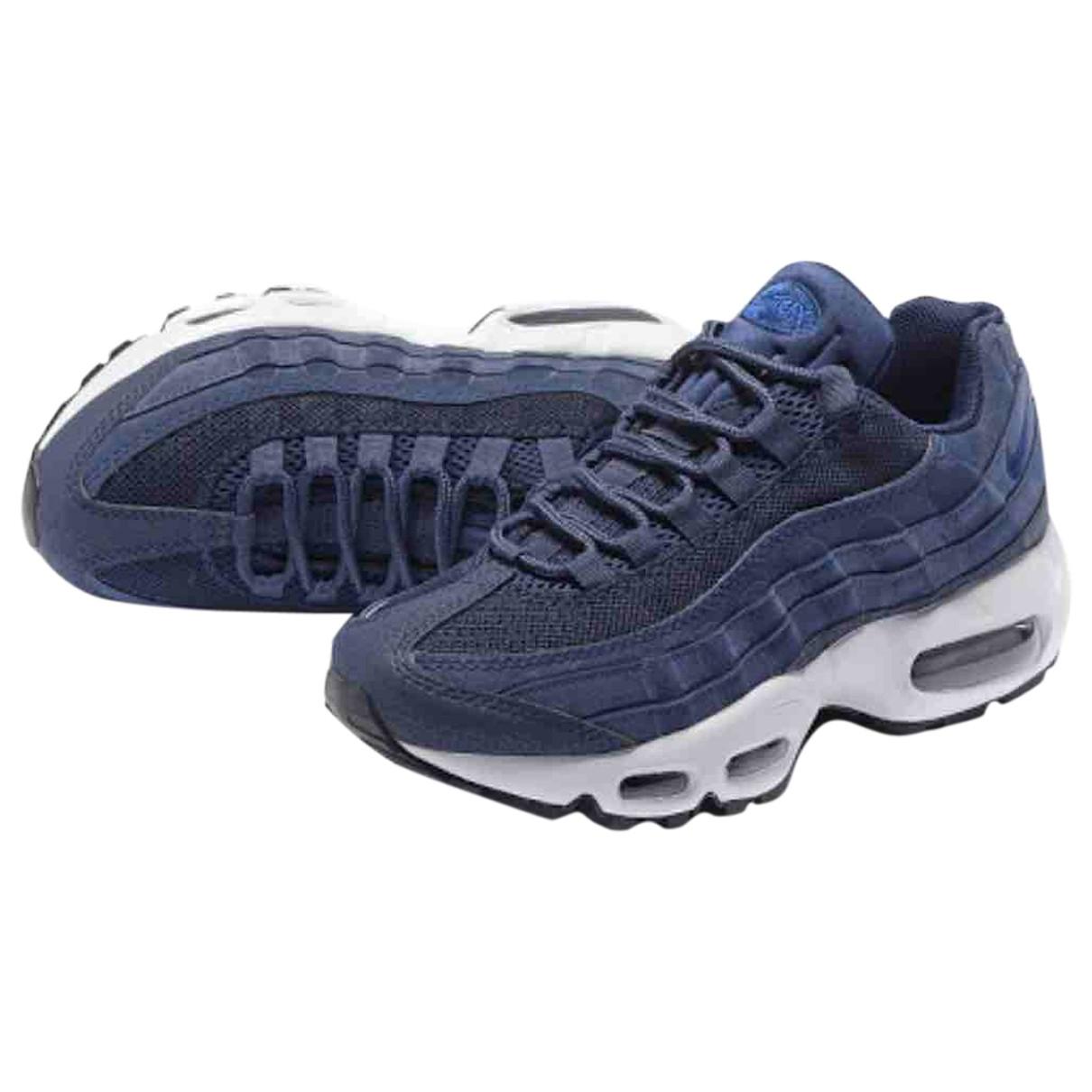 Nike - Baskets Air Max 95 pour homme - bleu