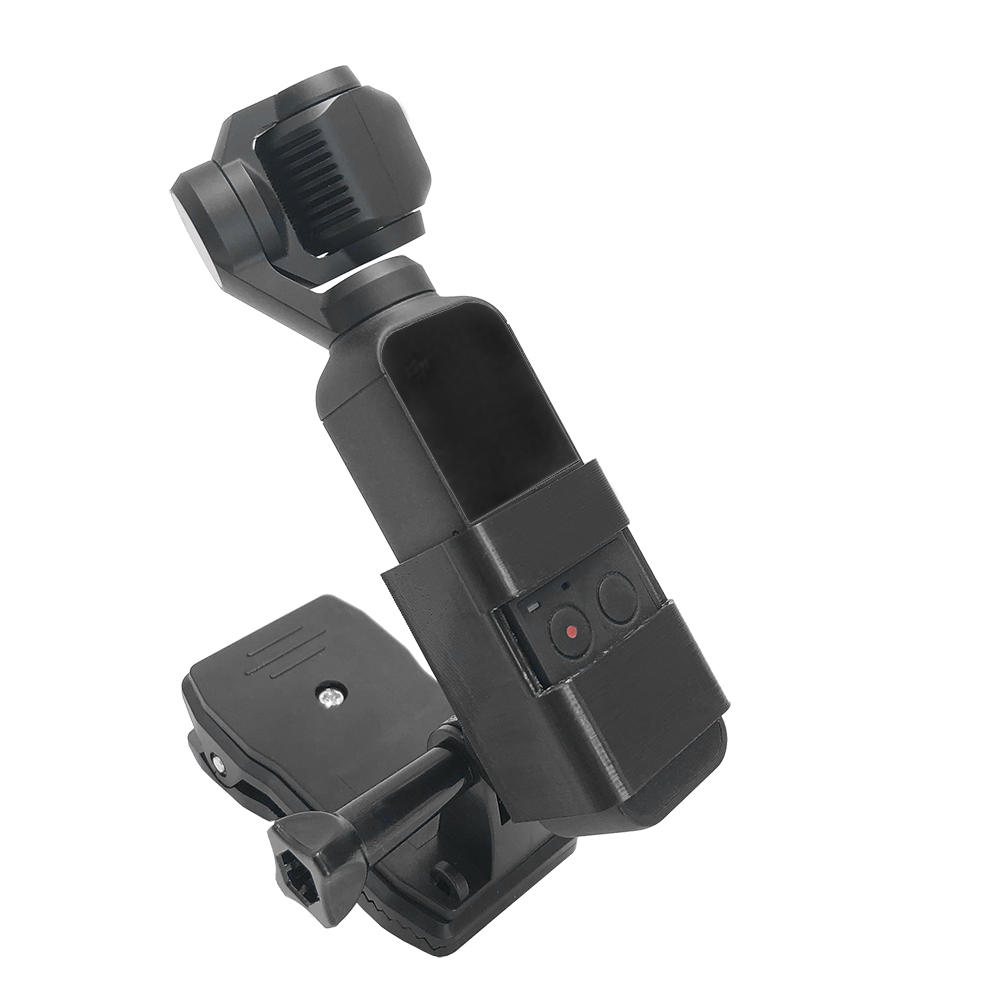 360 Degree Clip Accessories Portable Universal Clamp Multifunction Clip For DJI OSMO Pocket Gimbal