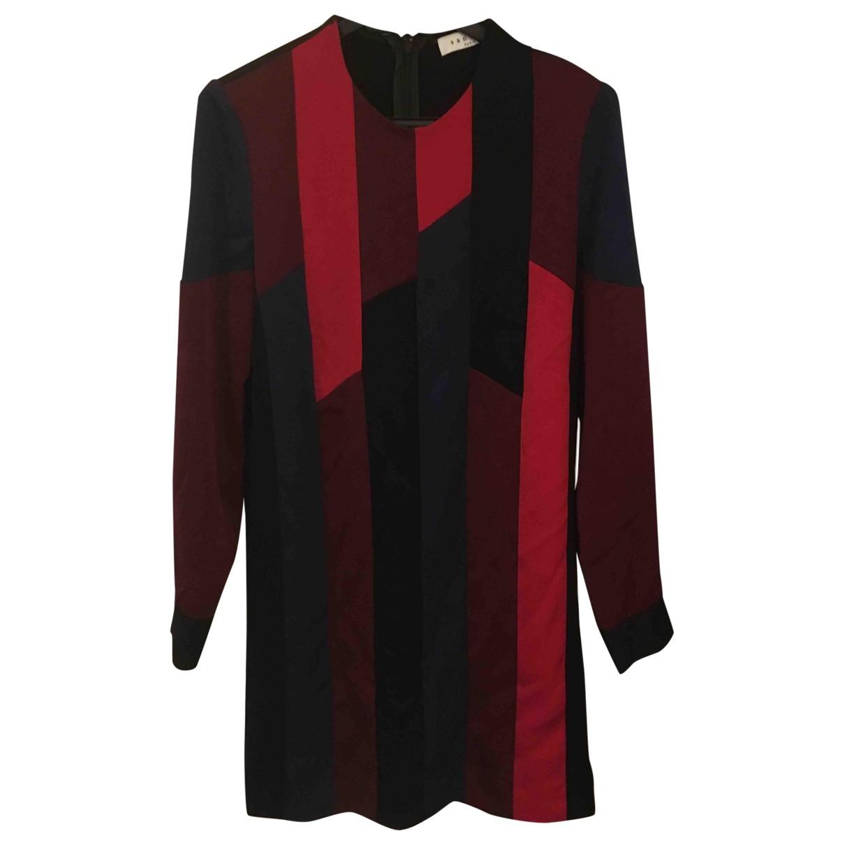 Sandro N Multicolour dress for Women 36 FR