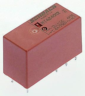 TE Connectivity , 115V dc Coil Non-Latching Relay SPDT, 12A Switching Current PCB Mount Single Pole