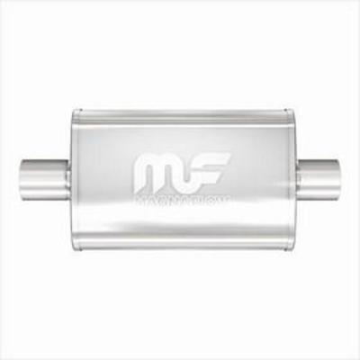 MagnaFlow Satin Stainless Steel Muffler - 11246