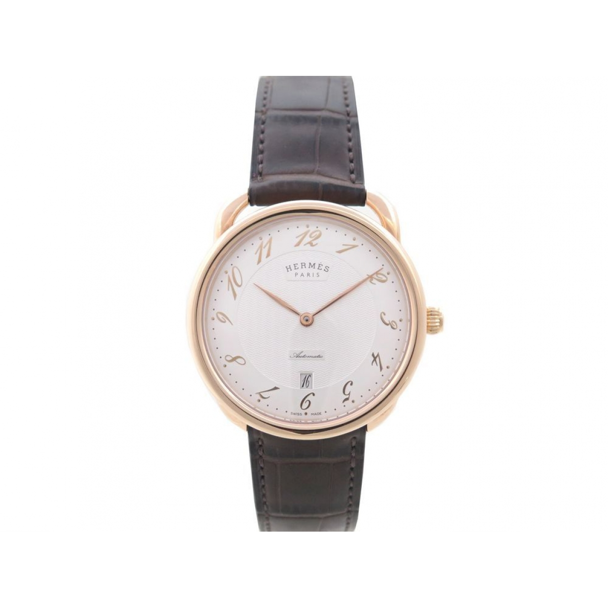Relojes Arceau de Oro rosa Hermes