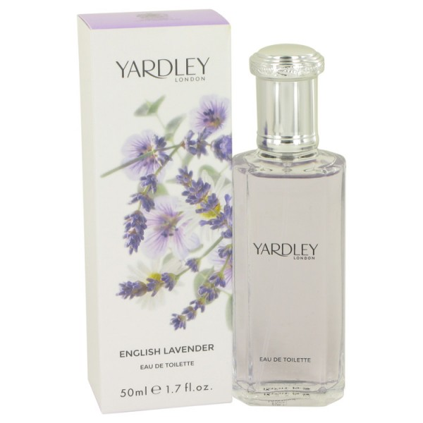 English Lavender - Yardley London Eau de Toilette Spray 50 ML