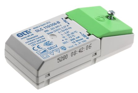 ELT Constant Current LED Driver 10W 9 → 31V