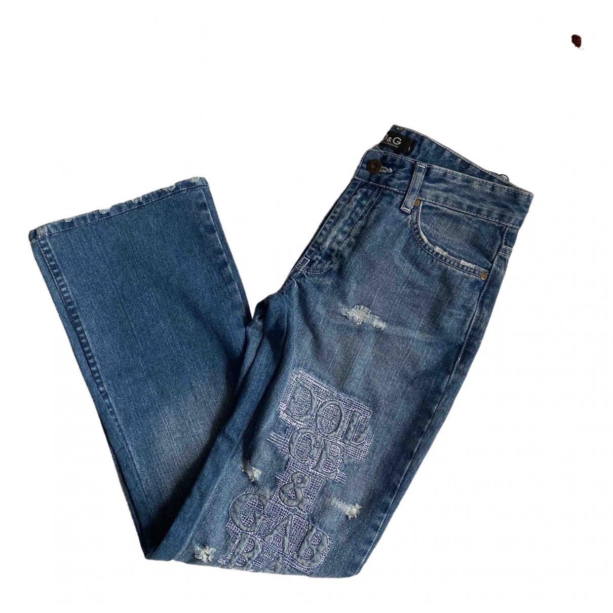 Pantalon de traje D&g