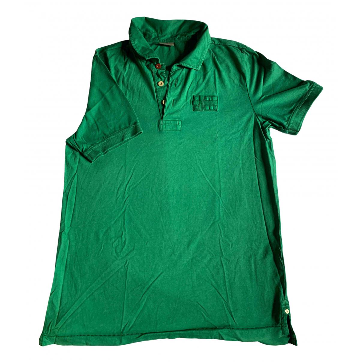 Napapijri \N Poloshirts in  Gruen Baumwolle